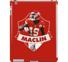 Jeremy Maclin - Kansas City Chiefs iPad Case/Skin