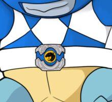 Blue Ever Evolvin PokeRanger Sticker