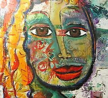 Cuban Dancer by Marti   Schmidt