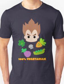 Vegeta - 100percent vegetarian T-Shirt