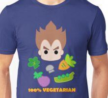 Vegeta - 100percent vegetarian Unisex T-Shirt