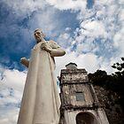 St Pauls Church, Malacca Malaysia by Gavin Poh