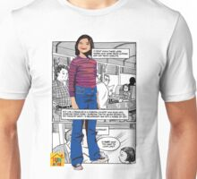 Someone Just Came In The Door Unisex T-Shirt