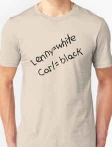 Homero notes T-Shirt