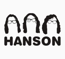 Hanson - The Slap Shot ones. Kids Clothes