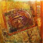 Buddha Bliss IV by Marti   Schmidt