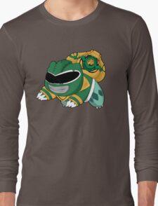 Green Ever Evolvin PokeRanger Long Sleeve T-Shirt