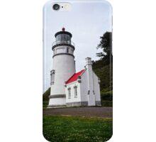 Heceta Head Lighthouse - The Compass iPhone Case/Skin