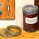 Doug's delicious strawberry preserves by bernzweig