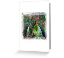 The Atlas Of Dreams - Color Plate 63 Greeting Card