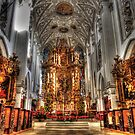 Alter - Landsberg am Lech Cathedral by Luke Griffin