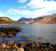 Loch Etive by Paul Bettison