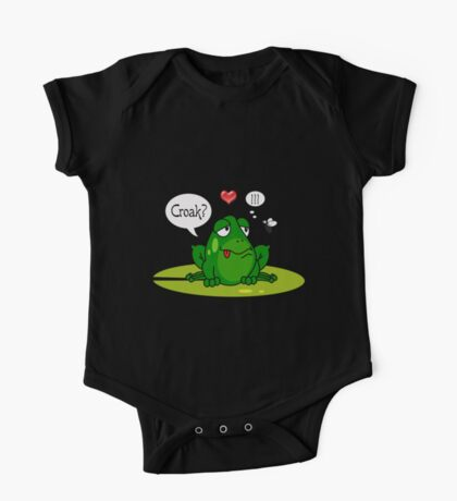 Croak to me, baby! Kids Clothes