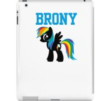 20% Cooler Brony iPad Case/Skin