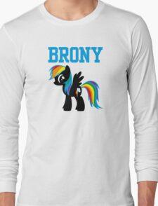 20% Cooler Brony Long Sleeve T-Shirt