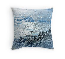Letter to Winter Throw Pillow