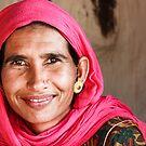 Bishnoi Woman, India by thesiracusas