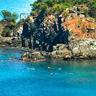 Caneel Bay Snorkeling by Roland Pozo