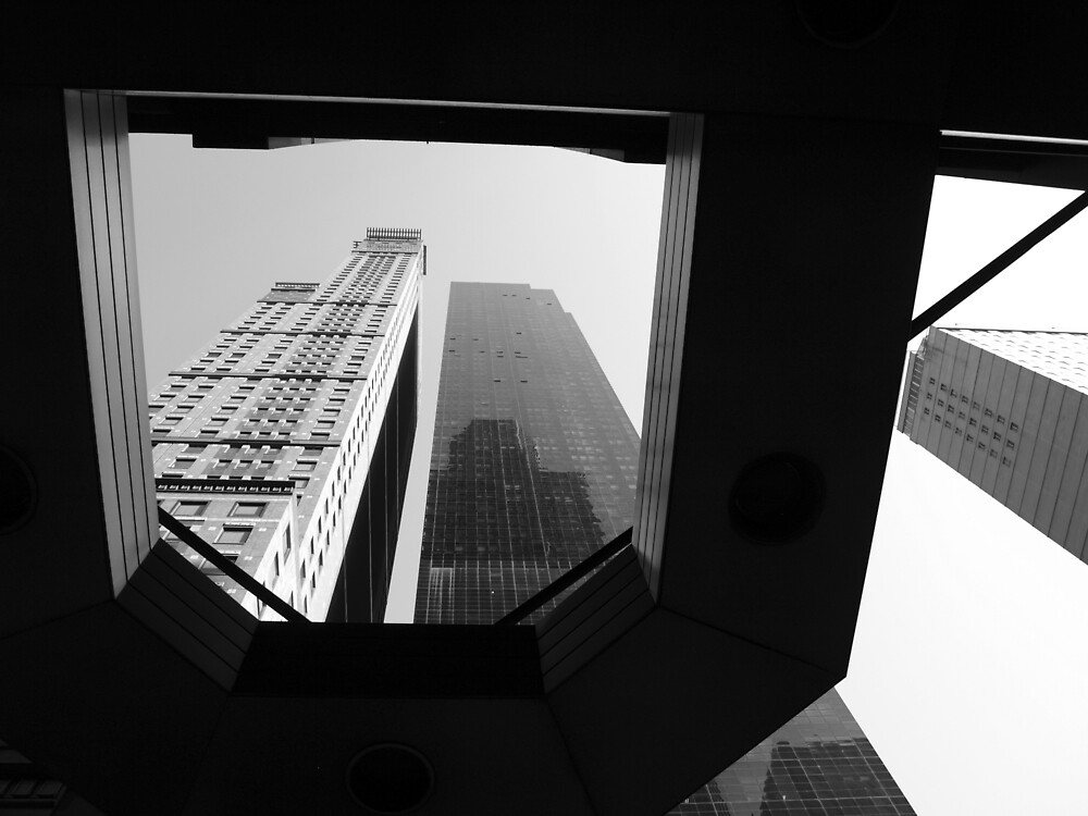New York buildings by markmccall