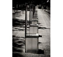 OKC Bombing Memorial Photographic Print