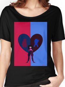 Steven Universe - Ruby, Sapphire, and Garnet Women's Relaxed Fit T-Shirt