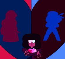 Steven Universe - Ruby, Sapphire, and Garnet Sticker