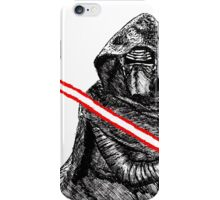 Star Wars Kylo Ren art iPhone Case/Skin