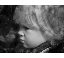 Face of an Angel Photographic Print
