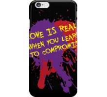 Love Is Real iPhone Case/Skin