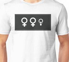 Same Sex Family Unisex T-Shirt