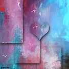 Love Abstract 47- art + Products Design by haya1812