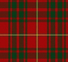 00085 Bruce Clan/Family Tartan  by Detnecs2013