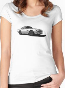 Aston Martin DB5 Women's Fitted Scoop T-Shirt