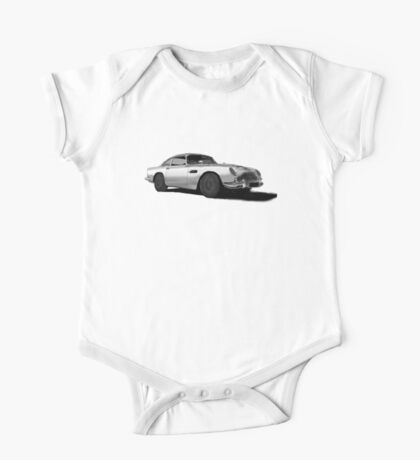 Aston Martin DB5 One Piece - Short Sleeve