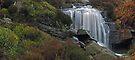 Waterfall on Hambleton Dyke by WatscapePhoto
