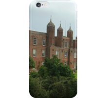 The south lawns at Long Melford hall iPhone Case/Skin