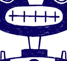 Adopt a Robot Sticker