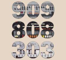 Iconic Machines by GargoyleMODE