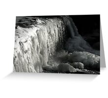 Ice Ice Baby Greeting Card