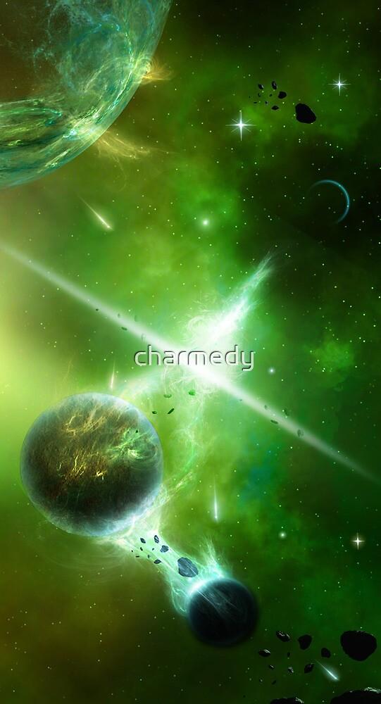 Cosmic Shift by charmedy