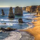 Degrees of Separation  #1 - The Twelve Apostles, The Great Ocean Road, Australia - The HDR Experience by Philip Johnson