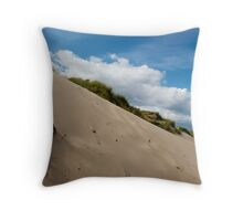 Dune (colour) Throw Pillow
