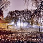 Night Time Playground by petebreezy