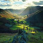 The Lake District Shire by petebreezy