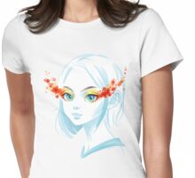 Glance Womens Fitted T-Shirt