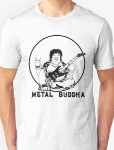 Metal Buddha T-Shirt