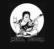 Metal Buddha Black T-shirt Unisex T-Shirt