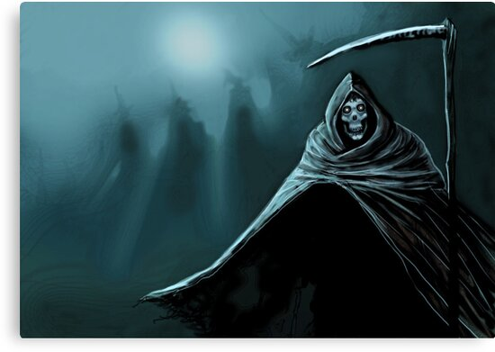 Grim Reaper by Crusader