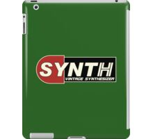 Vintage Synth iPad Case/Skin