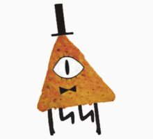 Bill Cipher Dorito Illuminacho by artsyfalcon46